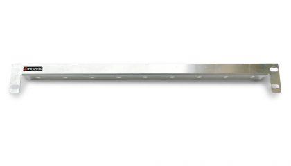 Barra Aluminio PAT Descargador Gaseoso para Rack 19″