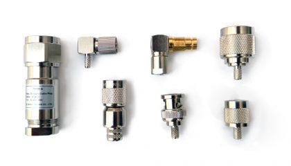 Conectores Coaxiales