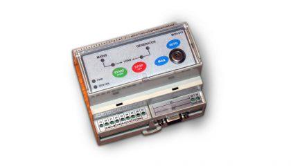 Controlador de Transferencia Automática